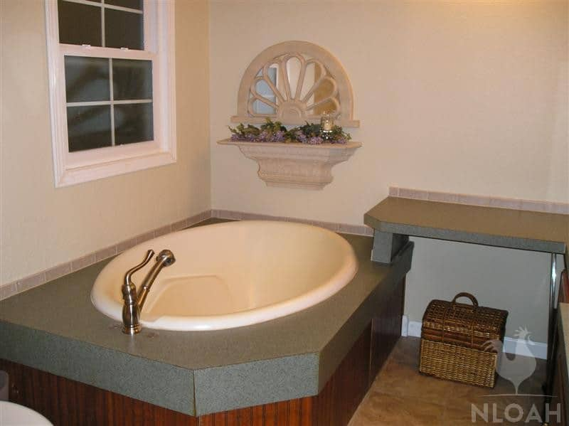 tub used for a home waterbirth