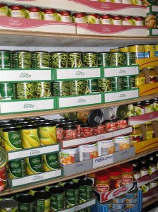 food storage (Medium)