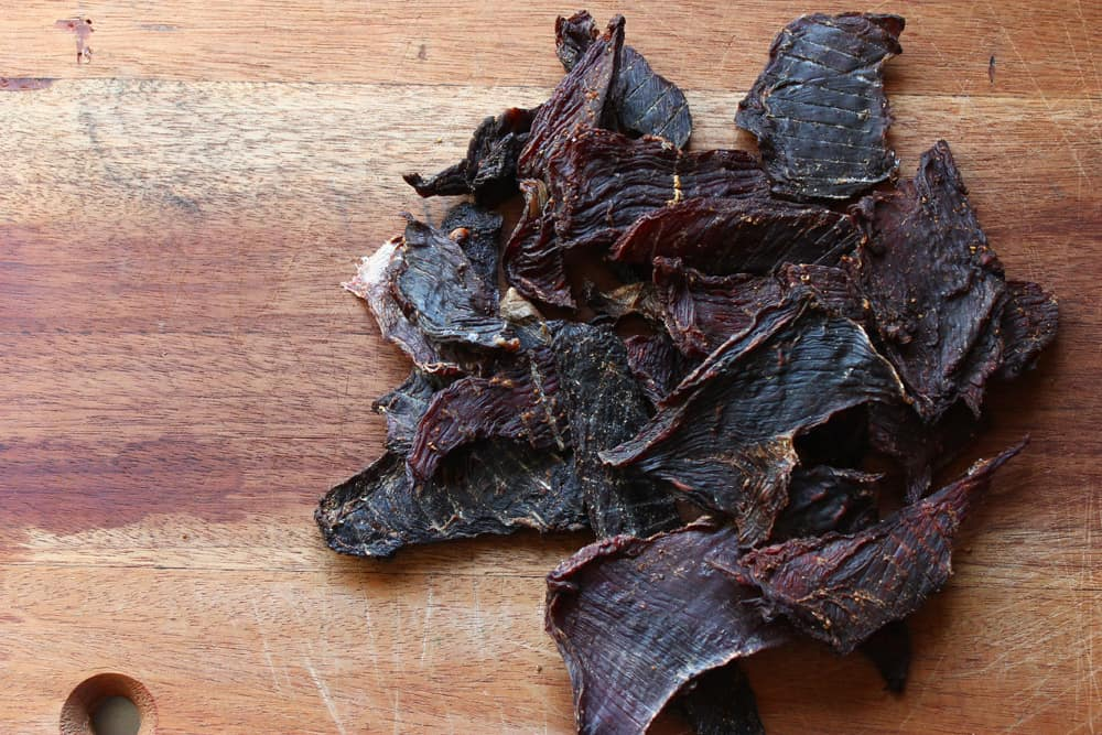 Simple and Delicious Deer Jerky Recipe