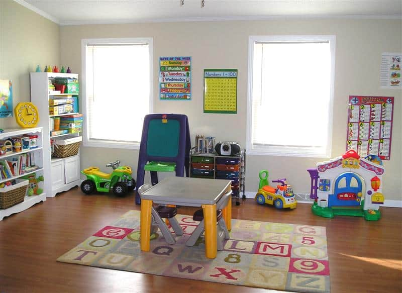 High Quality Organizing U0026 Decorating A Homeschool/Playroom On A Budget