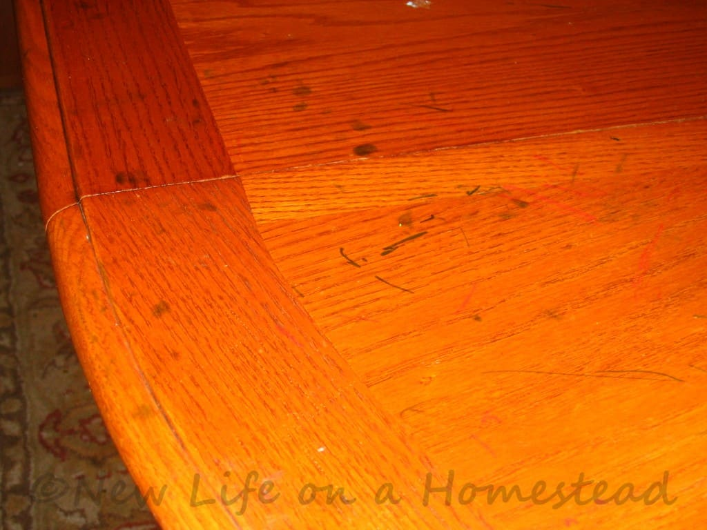 How to remove parmananet marker from wood furniture