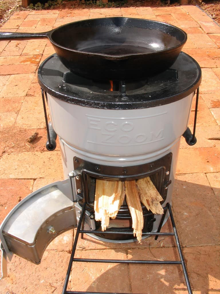 EcoZoom Stove Review