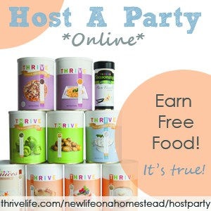Host a Party Online