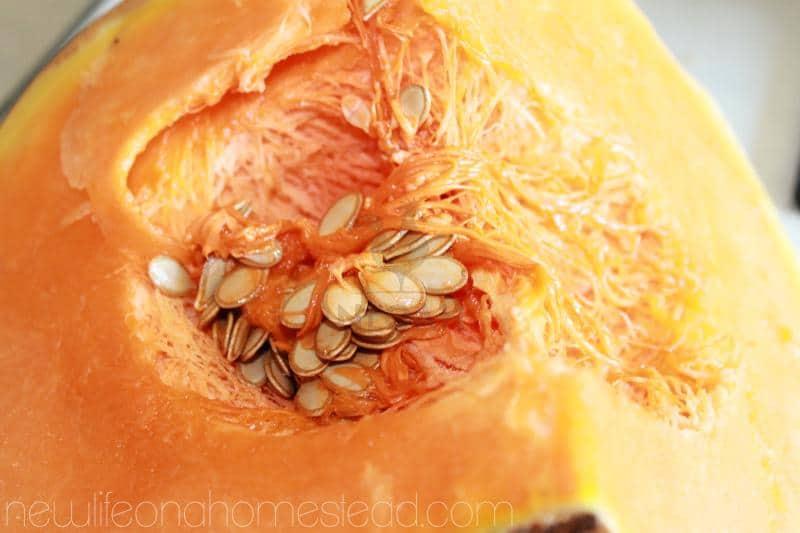 how to bake pumpkin