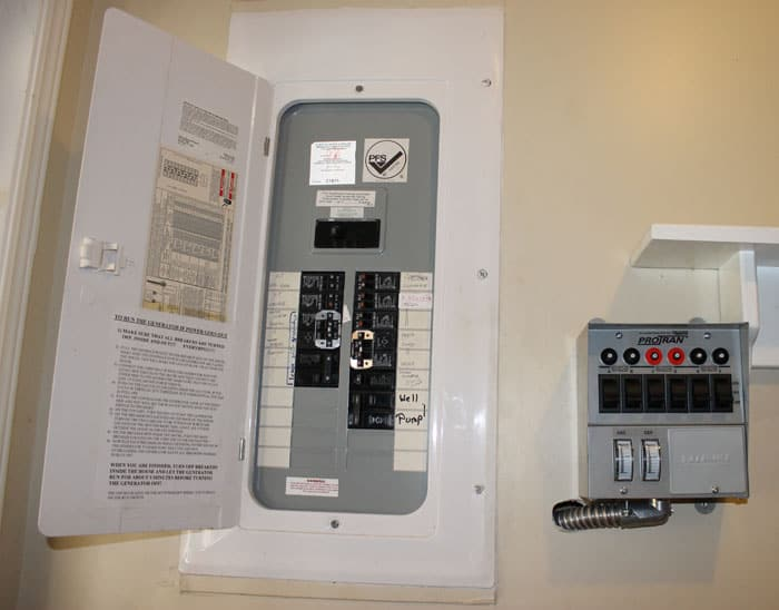 solar installing a power transfer switch \u2022 new life on a homestead
