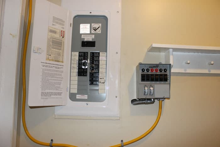 Solar Installing A Power Transfer Switch New Life On A