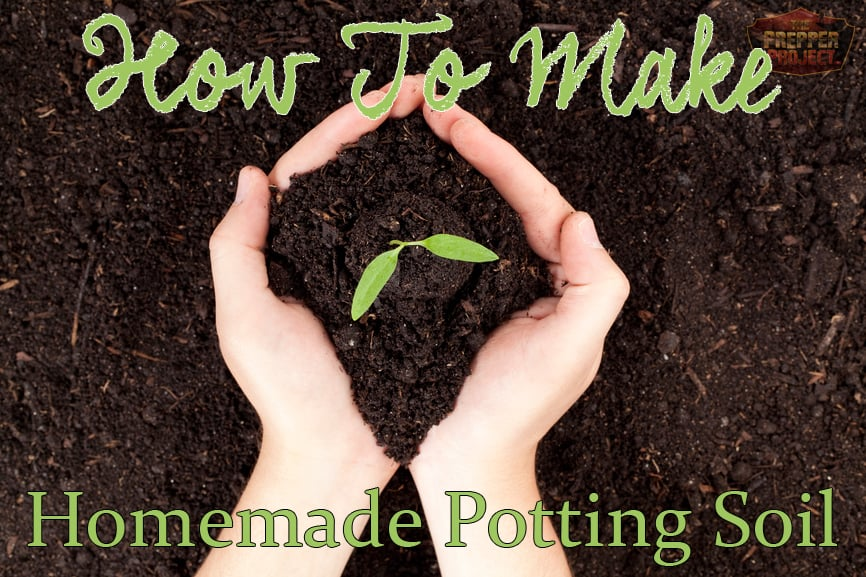 How To Make Homemade Potting Soil