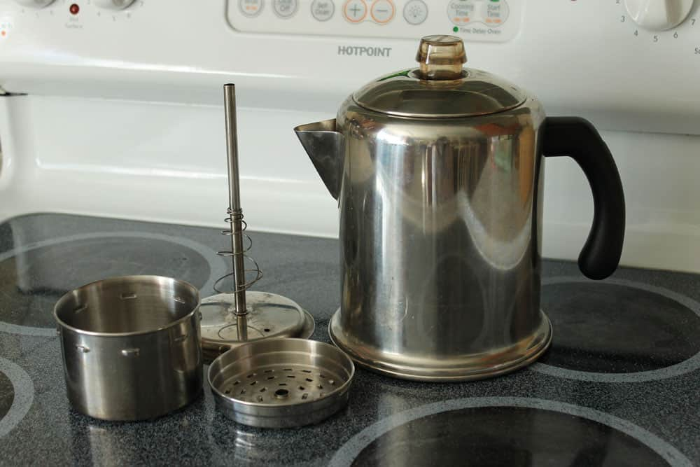 How To Use A Percolator To Brew Coffee
