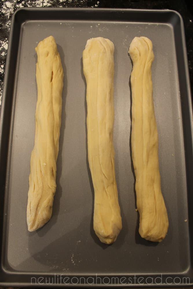 braiding bread 1