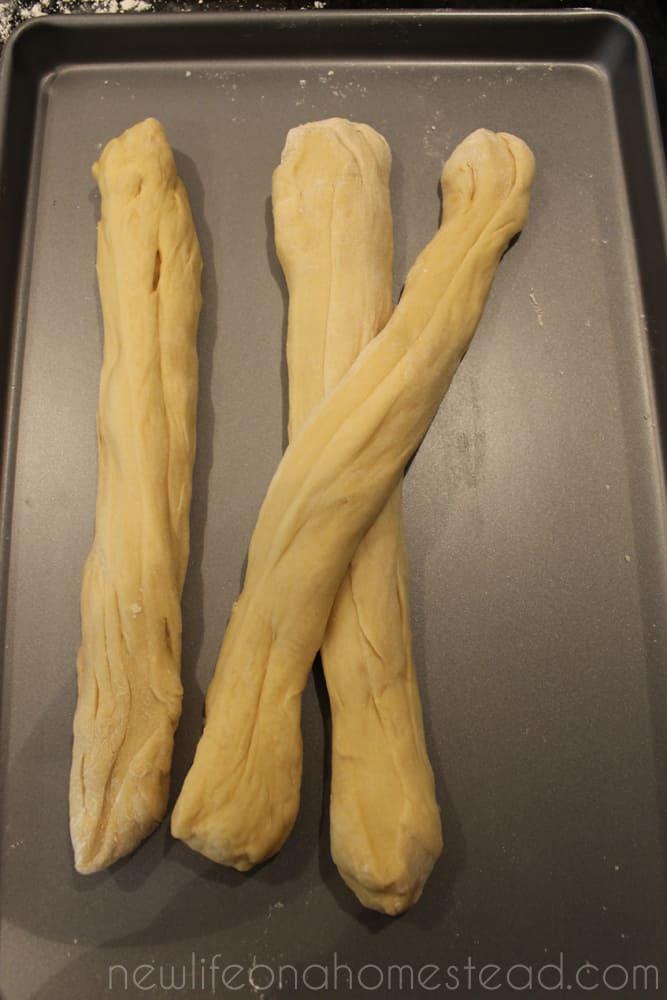 braiding bread 2