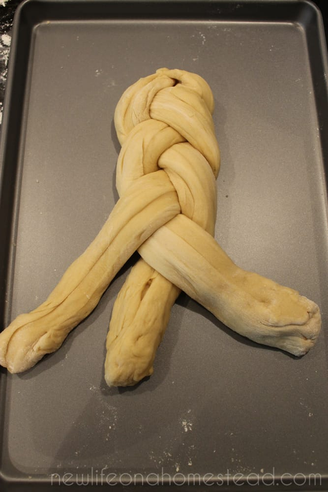 braiding bread 8