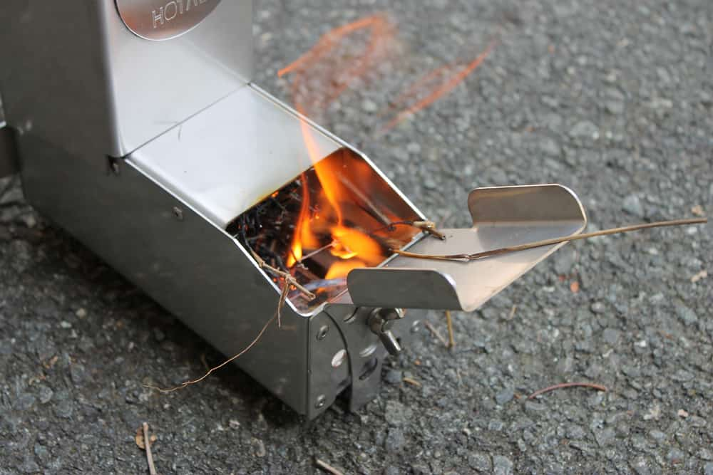 Hot Ash Stove Review
