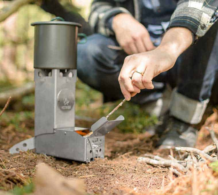 Hot Ash Stove Review and Giveaway!