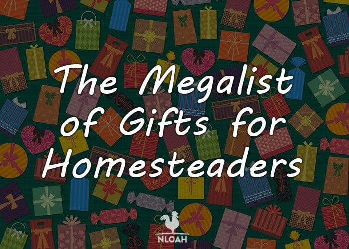 gifts for homesteaders featured