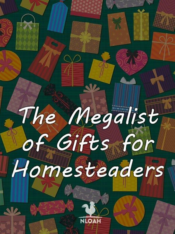 gifts for homesteaders pinterest