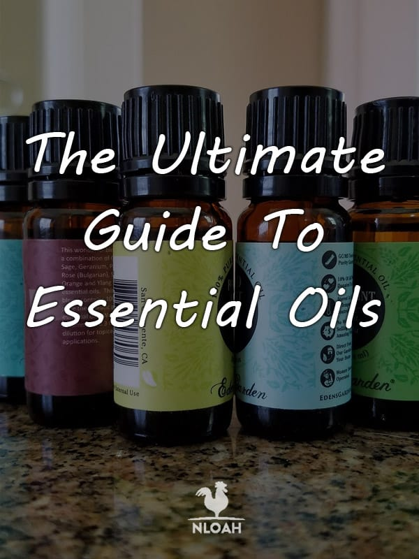 The Ultimate Guide To Essential Oils pinterest