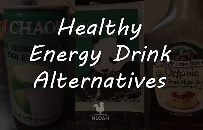 energy drinks featured