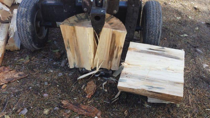 wood splitter 2