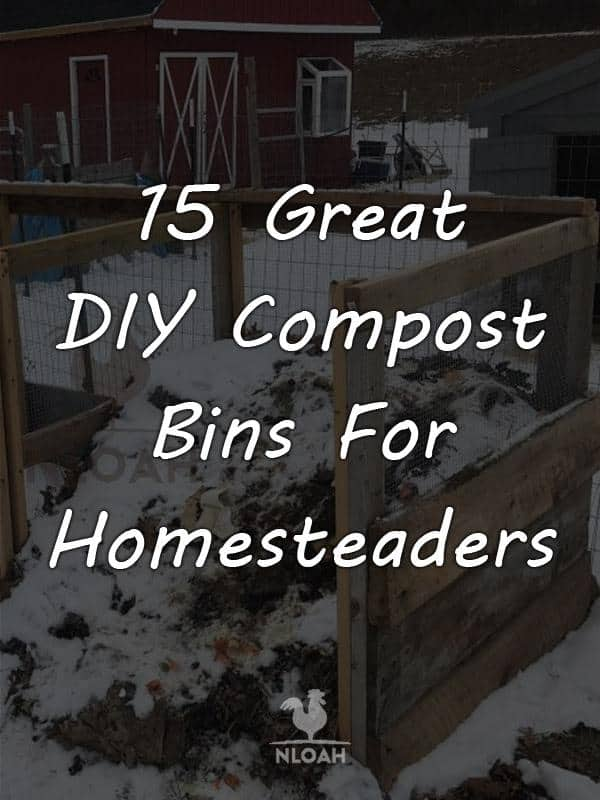 compost bins pinterest