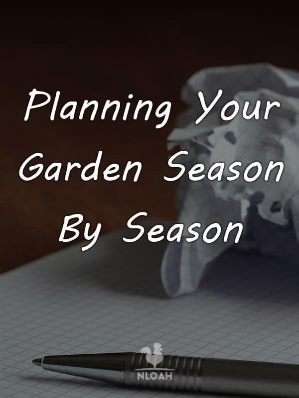 planning garden year round pinterest
