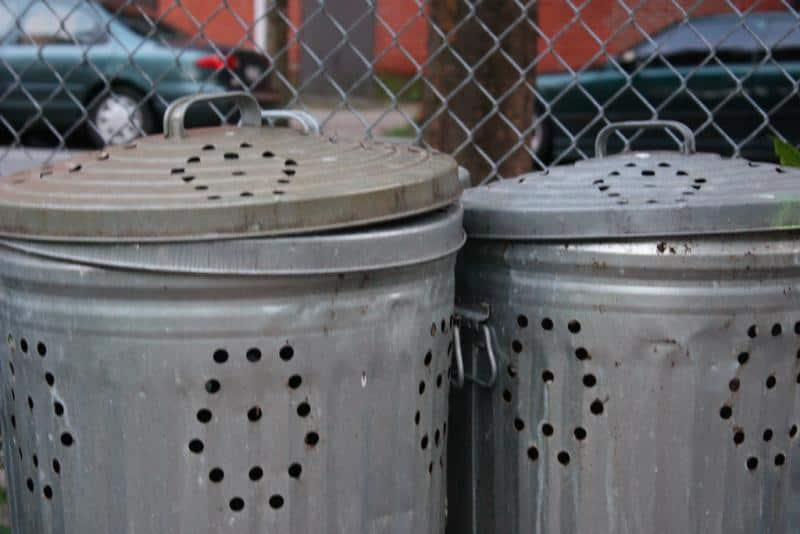trash can composting bins