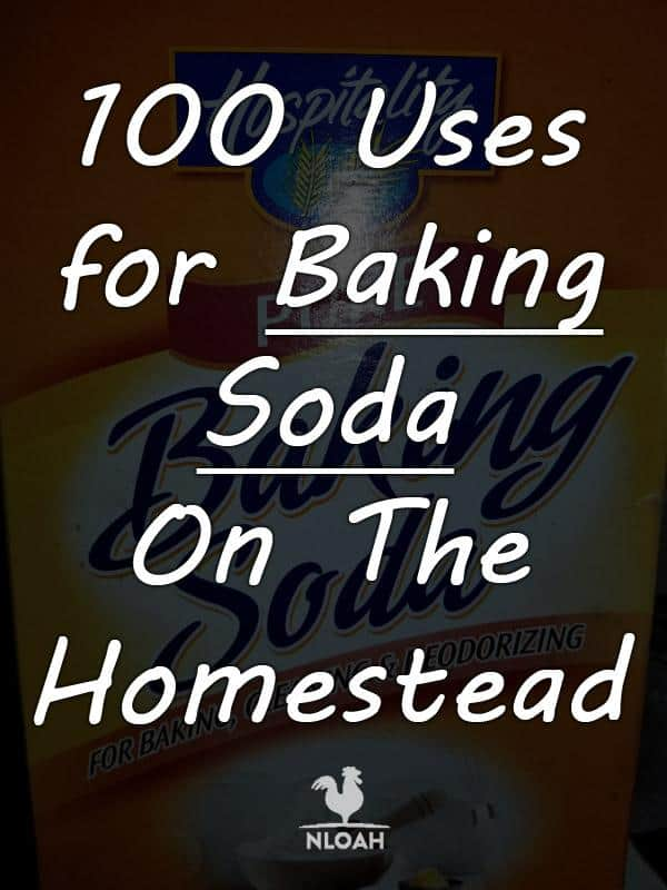 baking soda pinterest