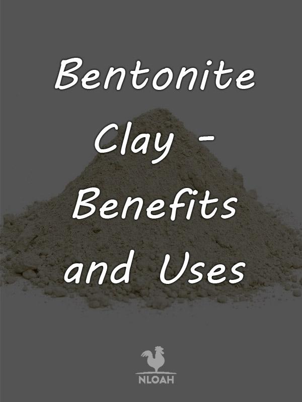 bentonite clay pinterest
