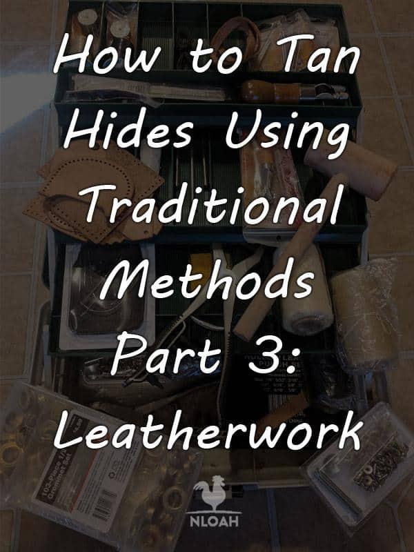 hide tanning leatherwork 3 pinterest