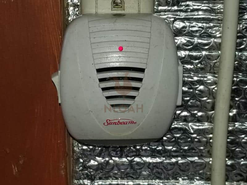 Electronic Sound Mouse deterrent
