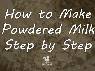 how to make powdered milk featured