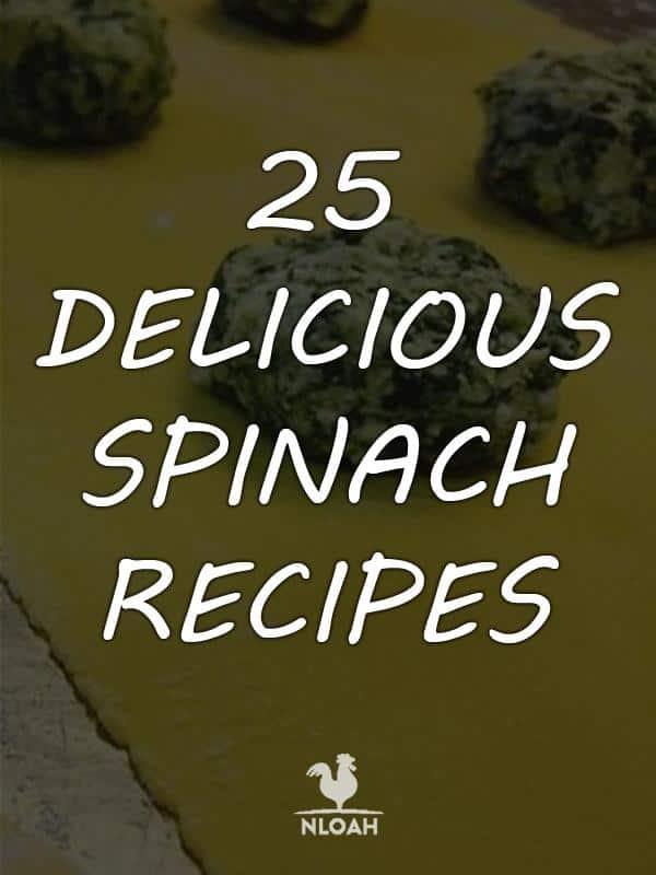 spinach recipes pinterest