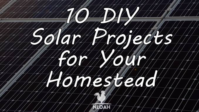 diy solar projects featured