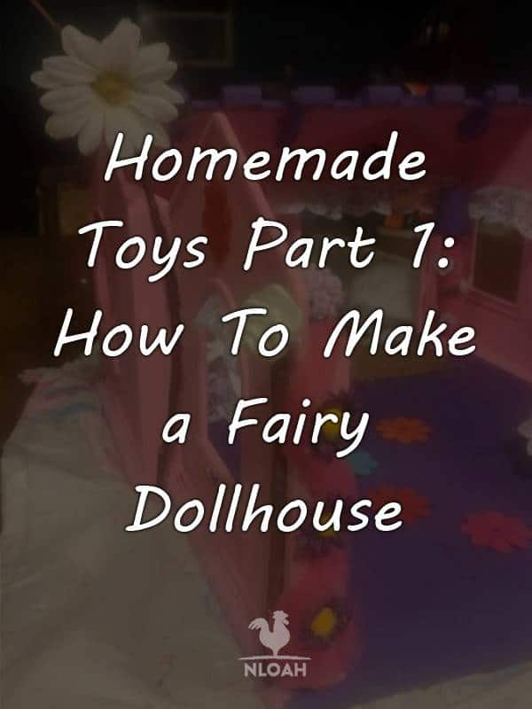 fairy dollhouse pinterest