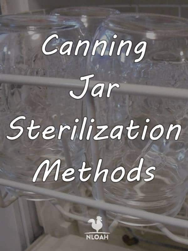 jars sterilization pinterest