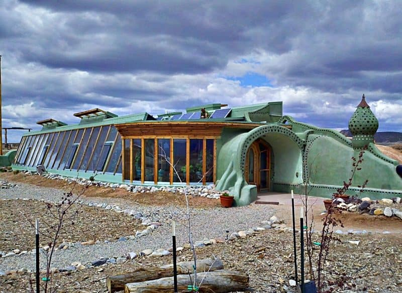 Earthship Community panoramio