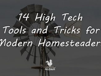 high tech homesteading main