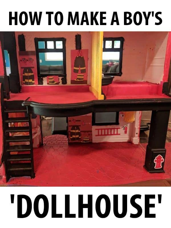 boys firehouse pinterest