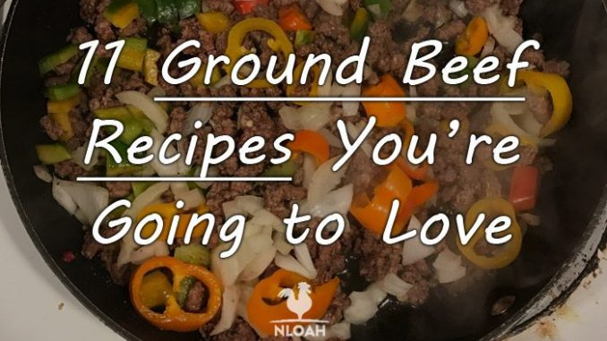 ground beef recipes main