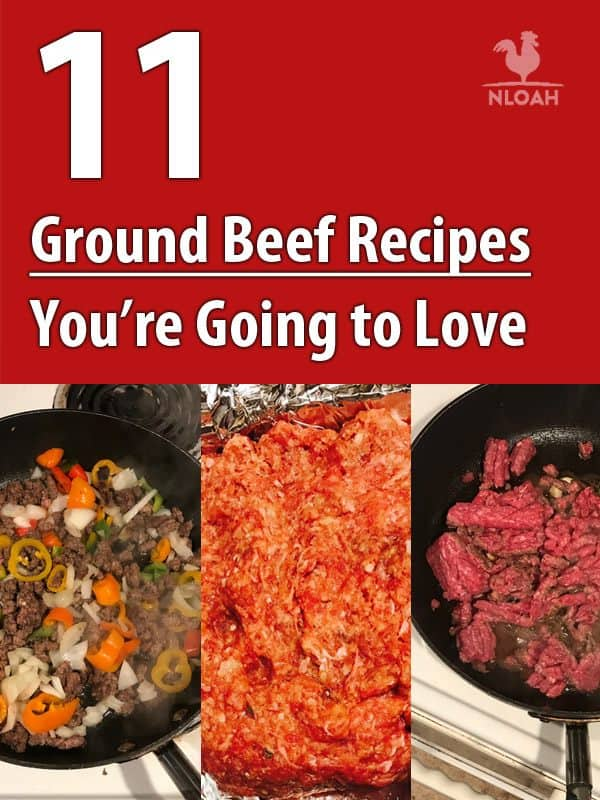 ground beef recipes pinterest