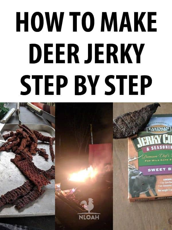 deer jerky pinterest