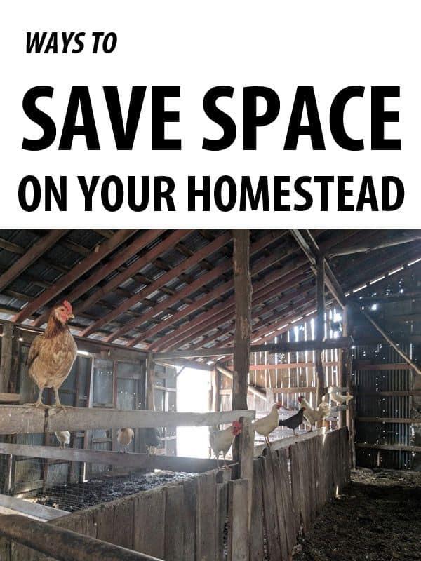 save space homestead pinterest