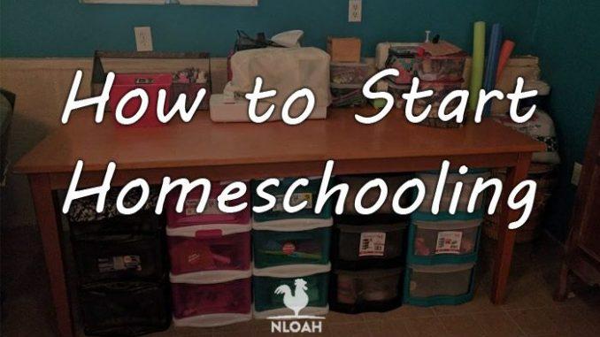 homeschooling 101 logo