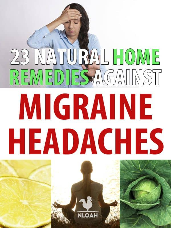 migraines remedies pinterest