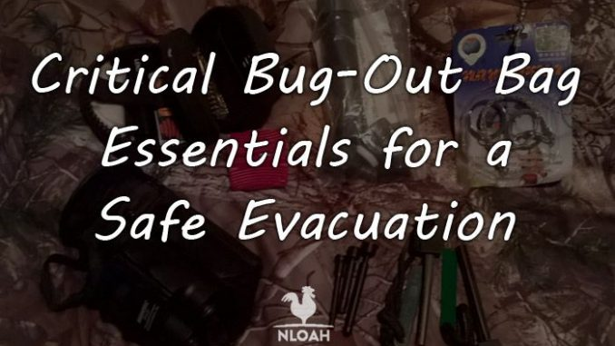 bug out bag essentials featured