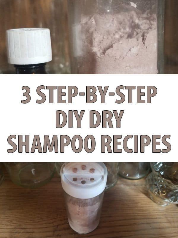 dry shampoo recipes pinterest
