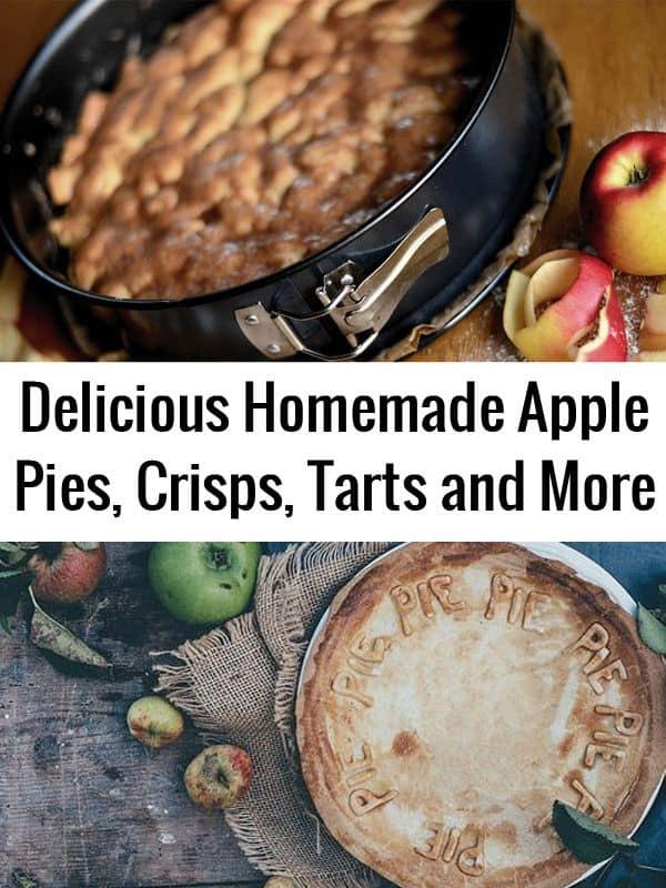 apple pie and tarts pinterest