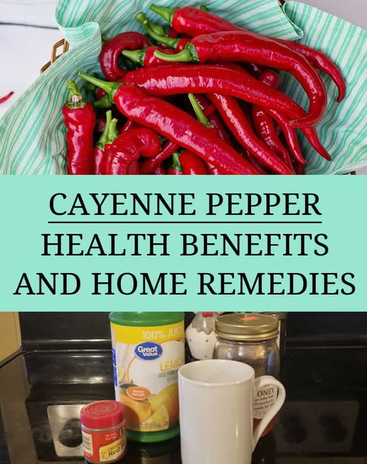 cayenne pepper benefits pinterest