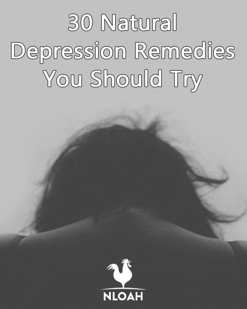 depression remedies pin