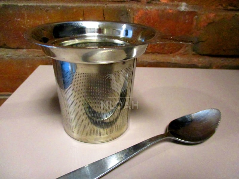 Tea and coffee infuser basket