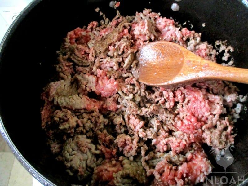 homemade chili final